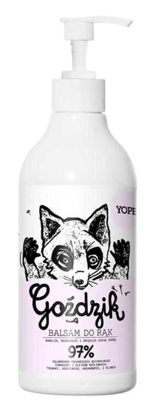 Yope Clove hydratační balzám na ruce