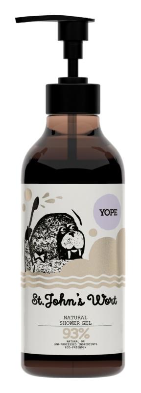 Yope St. John's Wort přírodní sprchový gel