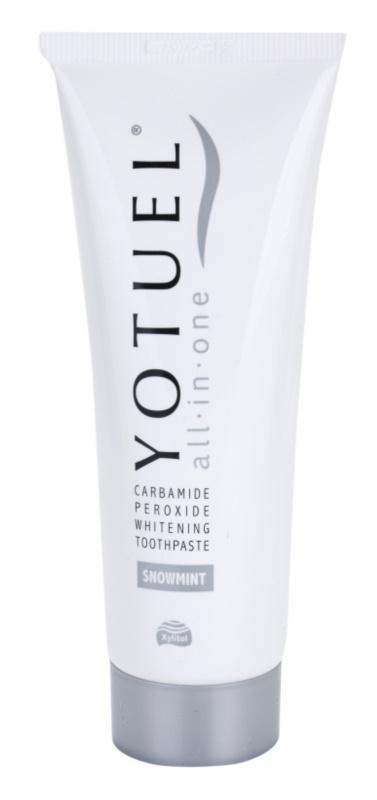 Yotuel All In One crema dental blanqueadora