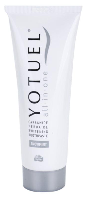 Yotuel All In One fehérítő fogkrém