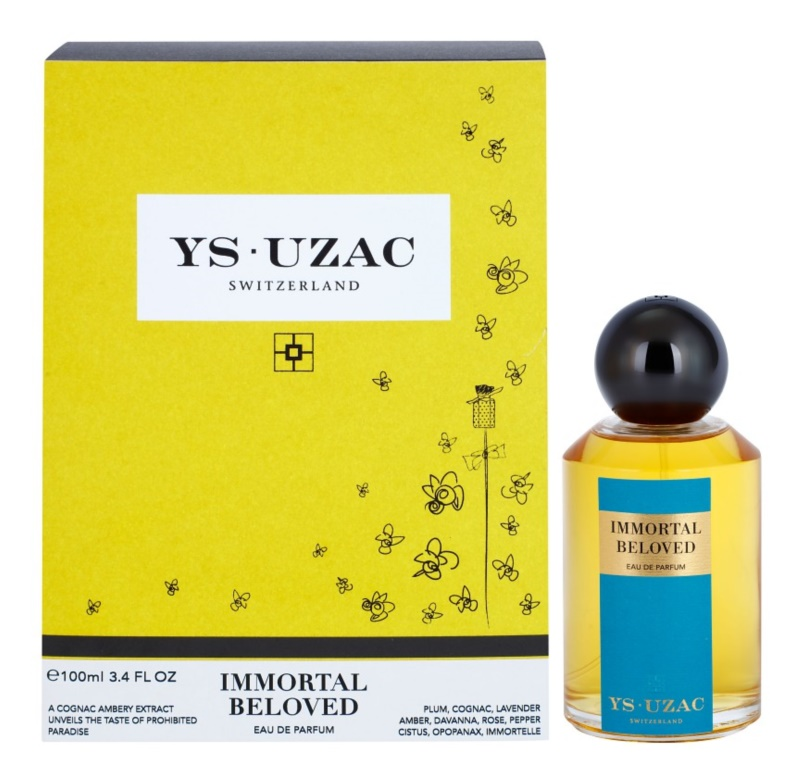 Ys Uzac Immortal Beloved Parfumovaná voda unisex 100 ml