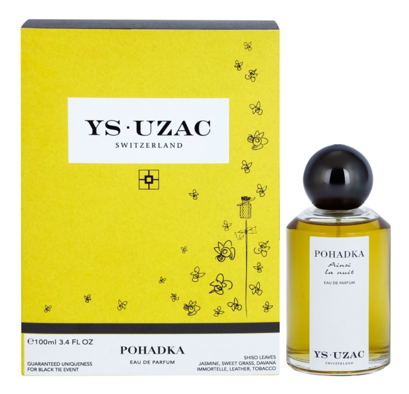 Ys Uzac Pohadka Eau de Parfum unisex 100 ml