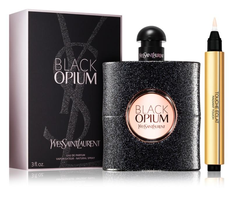 Yves Saint Laurent Black Opium set cadou – ambalaj economic