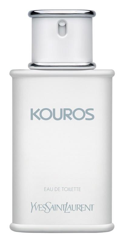Yves Saint Laurent Kouros Eau de Toilette para homens 100 ml