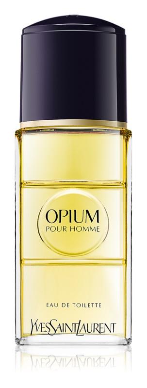 Yves Saint Laurent Opium pour Homme Eau de Toilette para homens 100 ml