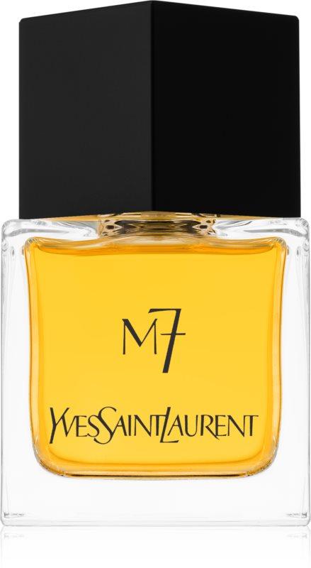 Yves Saint Laurent M7 Oud Absolu eau de toilette pentru barbati 80 ml