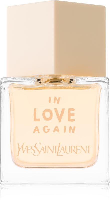 Yves Saint Laurent In Love Again eau de toilette para mujer 80 ml