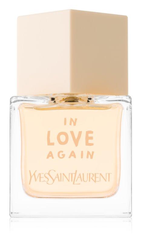 Yves Saint Laurent In Love Again toaletná voda pre ženy 80 ml