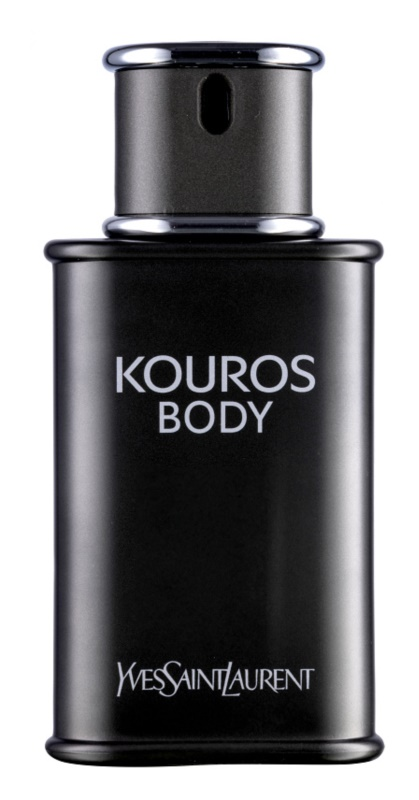 Yves Saint Laurent Kouros Body Eau de Toilette for Men 100 ml