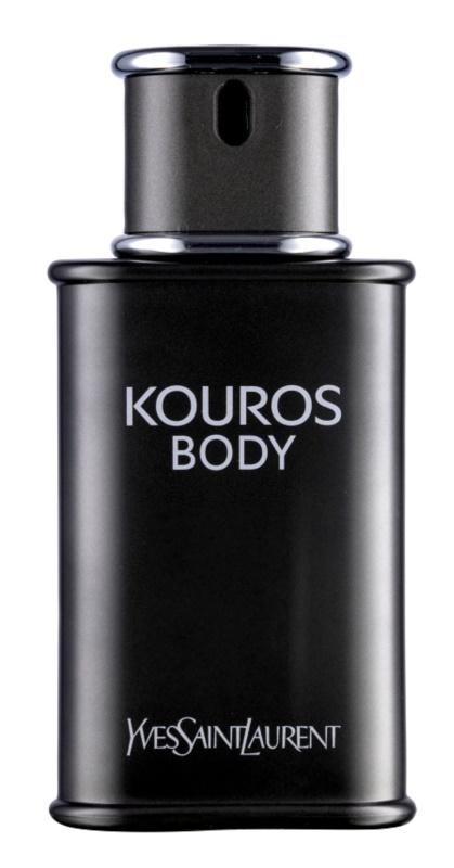 Yves Saint Laurent Kouros Body toaletní voda pro muže 100 ml