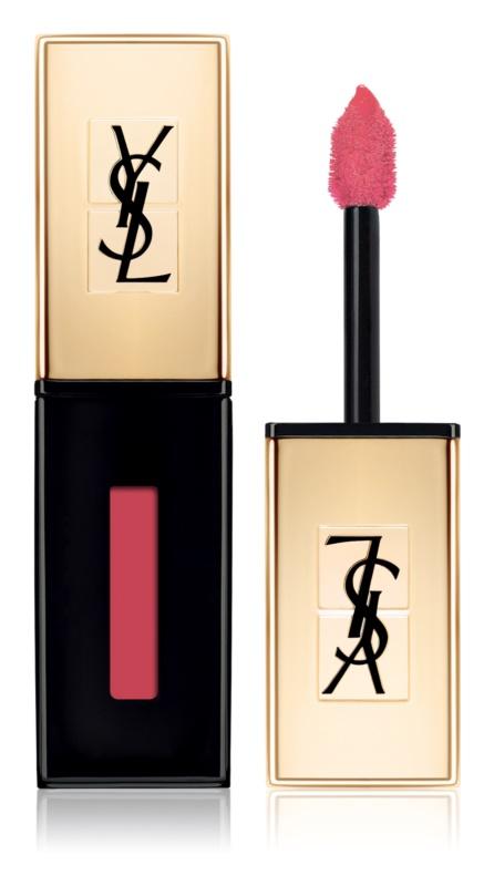 Yves Saint Laurent Vernis À Lèvres brillo y barra de labios de larga duración 2 en 1