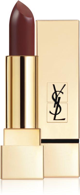 Yves Saint Laurent Rouge Pur Couture The Mats barra de labios matificante
