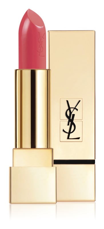 Yves Saint Laurent Rouge Pur Couture Lipstick With Moisturizing Effect