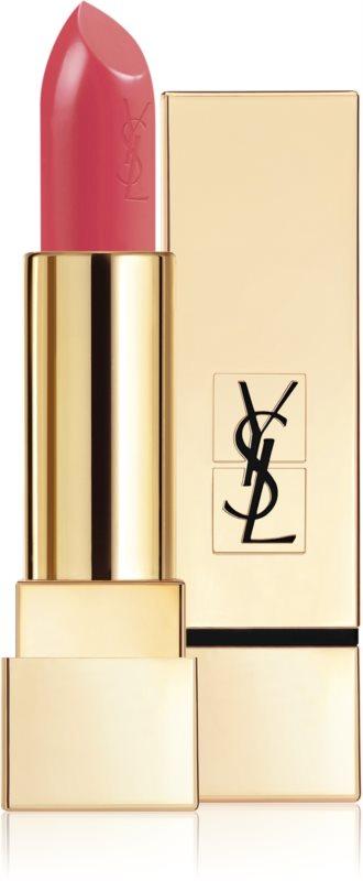 Yves Saint Laurent Rouge Pur Couture rúž s hydratačným účinkom