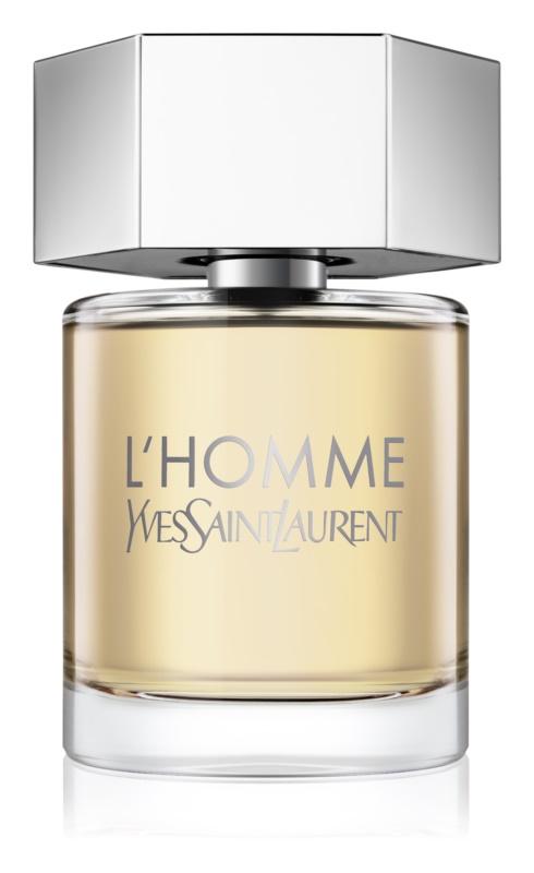 Yves Saint Laurent L'Homme eau de toilette pour homme 100 ml