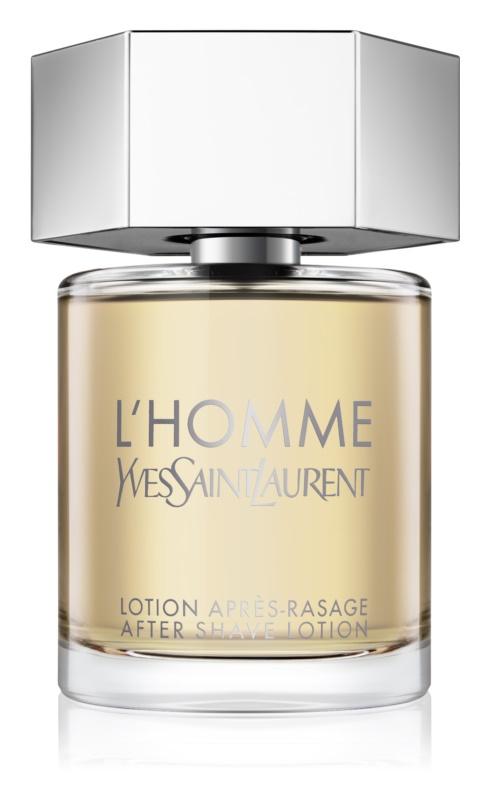 Yves Saint Laurent L'Homme after shave para homens 100 ml