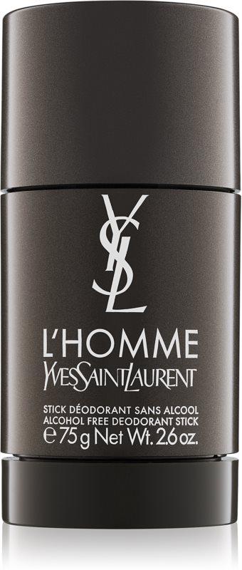Yves Saint Laurent L'Homme Deodorant Stick for Men 75 g