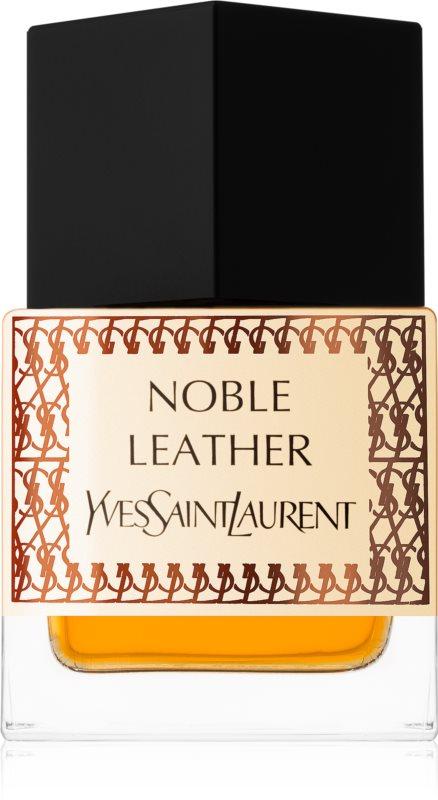 Yves Saint Laurent Noble Leather Parfumovaná voda unisex 80 ml