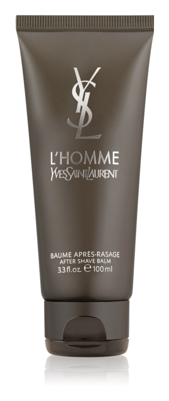 Yves Saint Laurent L'Homme After Shave Balsam für Herren 100 ml