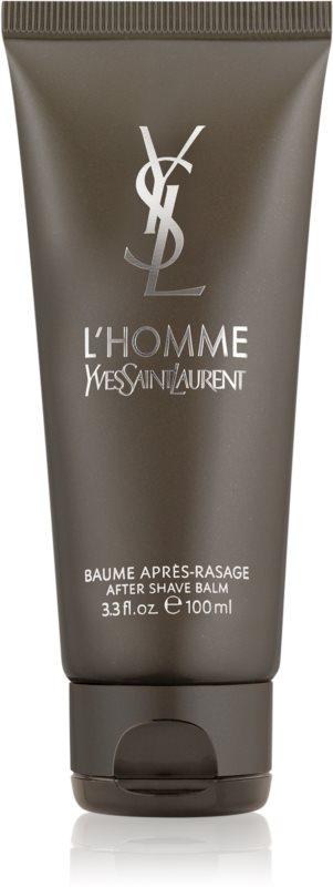 Yves Saint Laurent L'Homme Balsamo post-rasatura per uomo 100 ml