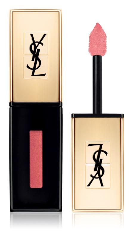 Yves Saint Laurent Vernis À Lèvres Rebel Nudes brillant et rouge à lèvres longue tenue 2 en 1