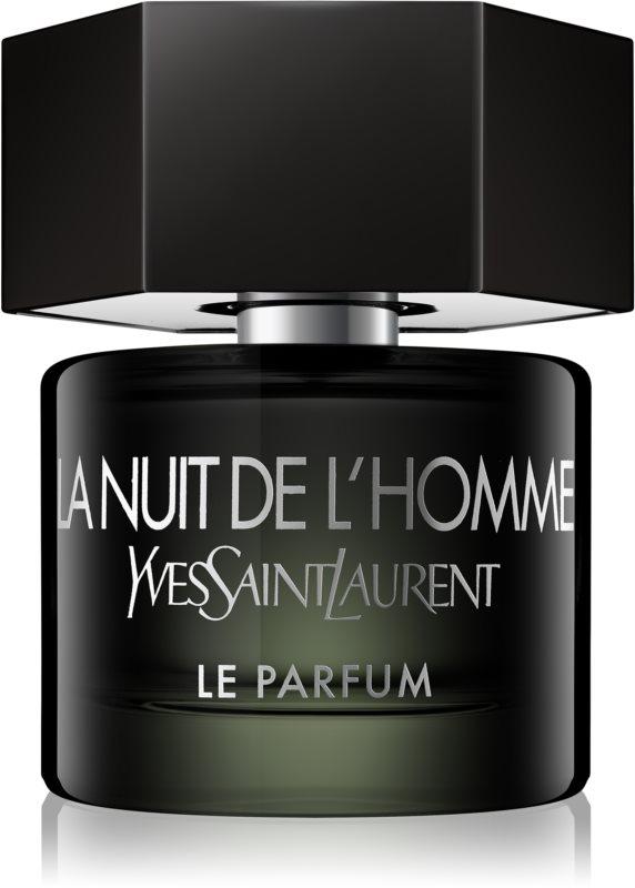 Yves Saint Laurent La Nuit de L'Homme Le Parfum parfumska voda za moške 60 ml