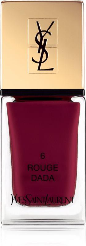 Yves Saint Laurent La Laque Couture vernis à ongles