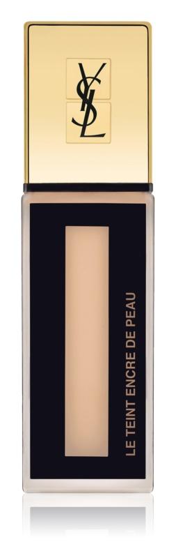 Yves Saint Laurent Le Teint Encre de Peau лек матиращ грим SPF 18