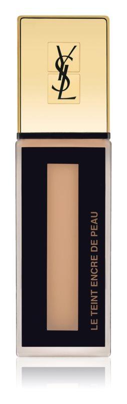 Yves Saint Laurent Le Teint Encre de Peau schonendes Matt-Make-up SPF 18