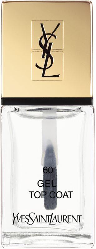 Yves Saint Laurent La Laque Couture esmalte de acabado de uñas en gel