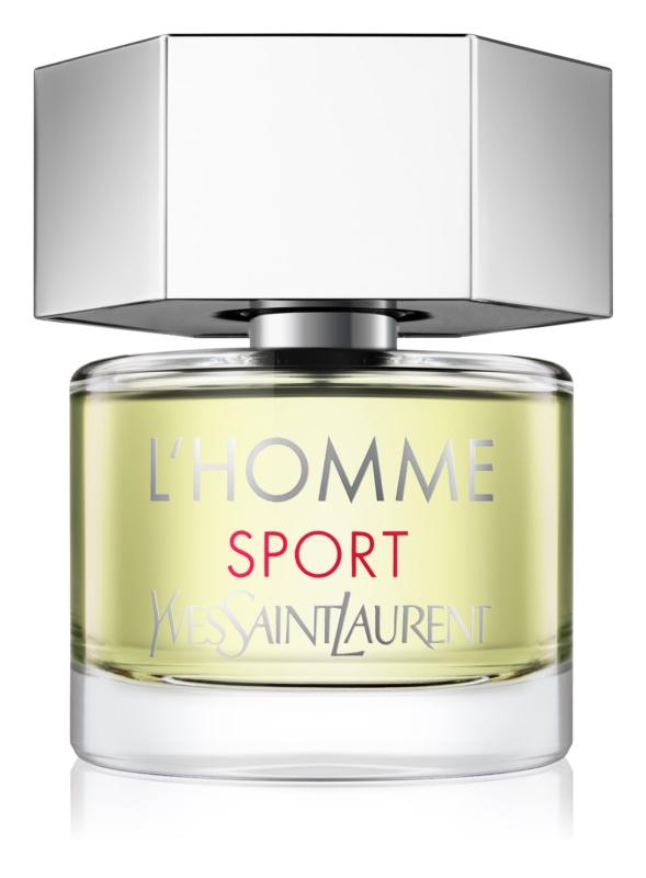 Yves Saint Laurent L'Homme Sport eau de toilette para hombre 60 ml