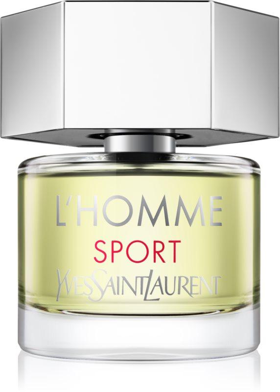 Yves Saint Laurent L'Homme Sport Eau de Toilette para homens 60 ml