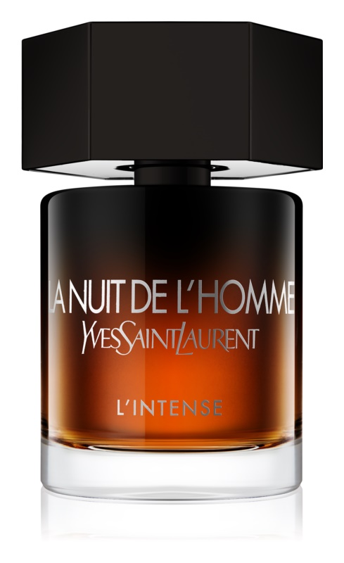 Yves Saint Laurent La Nuit de L'Homme L'Intense eau de parfum per uomo 100 ml