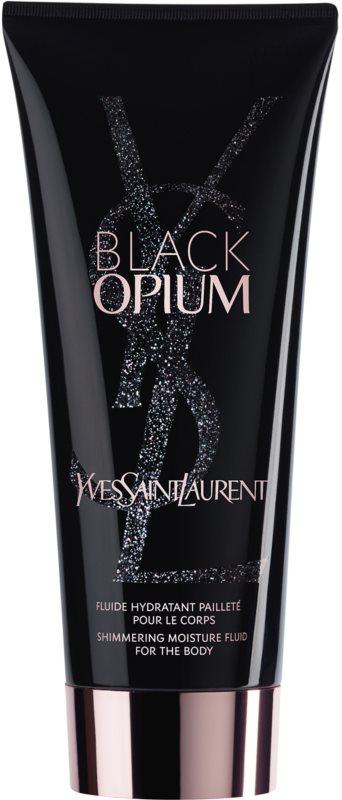 Yves Saint Laurent Black Opium Emulsie de corp pentru femei 200 ml