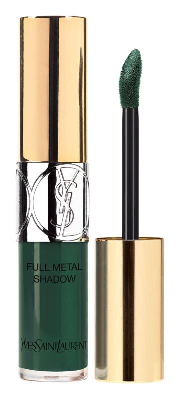 Yves Saint Laurent Full Metal Shadow The Mats fard à paupières liquide