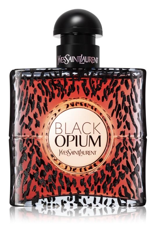 Yves Saint Laurent Black Opium Wild Edition eau de parfum pour femme 50 ml