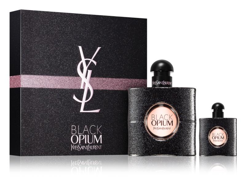 Yves Saint Laurent Black Opium ajándékszett III.