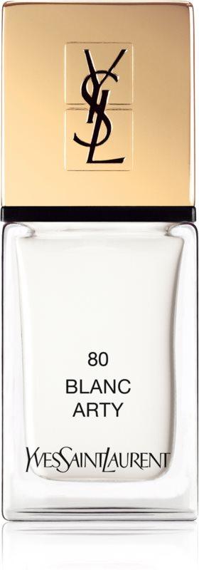 Yves Saint Laurent La Laque Couture verniz
