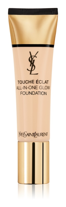 Yves Saint Laurent Touche Éclat All-In-One Glow тональний крем  SPF 23
