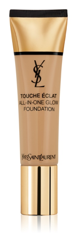 Yves Saint Laurent Touche Éclat All-In-One Glow fond de teint liquide SPF 23