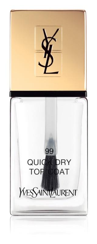 Yves Saint Laurent La Laque Couture esmalte de uñas con fórmula de secado rápido