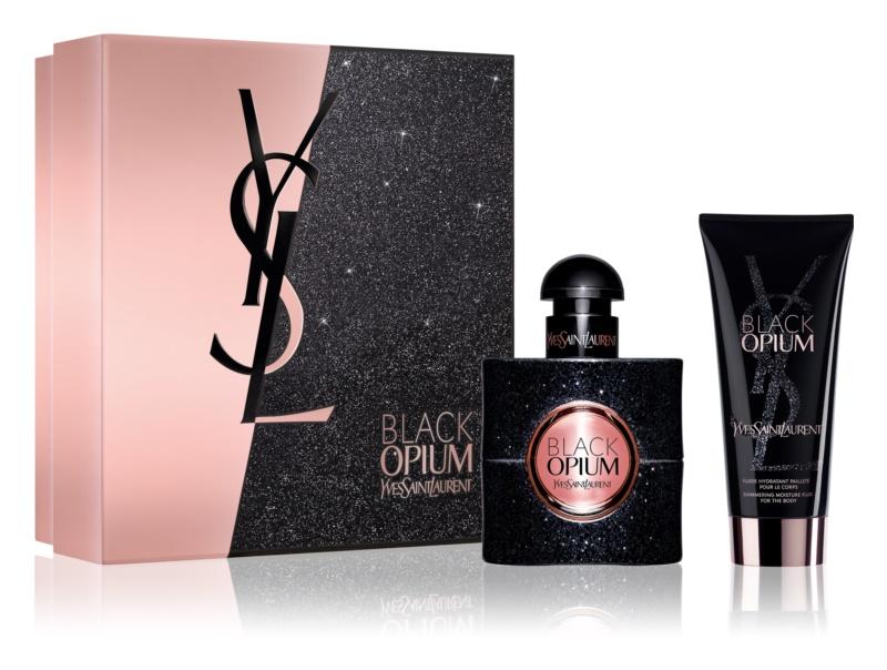 Yves Saint Laurent Black Opium Gift Set  VIII.