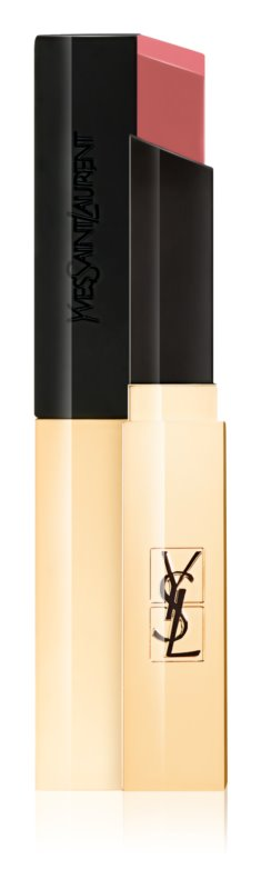 Yves Saint Laurent Rouge Pur Couture The Slim Το λεπτό κραγιόν με αποτέλεσμα ματ του δέρματος