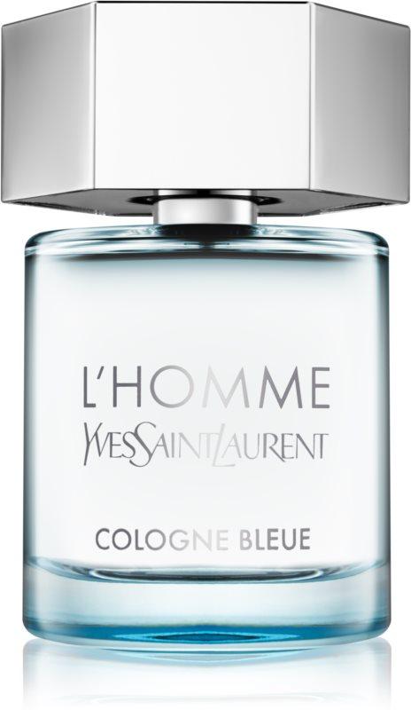 Yves Saint Laurent L'Homme Cologne Bleue toaletna voda za moške 100 ml