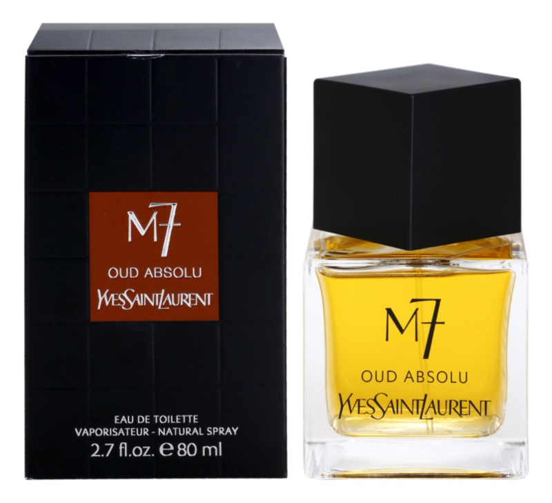 Yves Saint Laurent La Collection M7 Oud Absolu Eau de Toilette for Men 80 ml