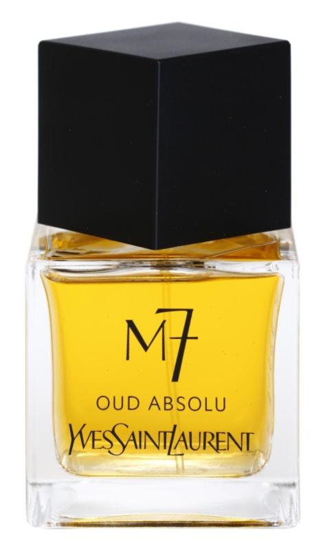 Yves Saint Laurent M7 Oud Absolu Eau de Toilette for Men 80 ml