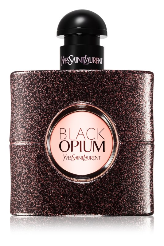Yves Saint Laurent Black Opium eau de toilette nőknek 50 ml