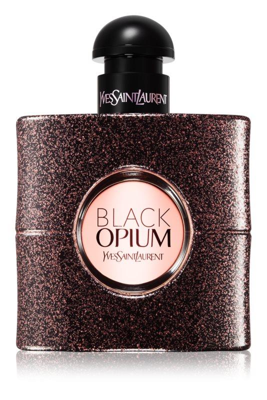 Yves Saint Laurent Black Opium toaletna voda za ženske 50 ml