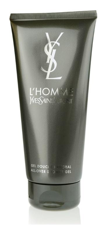 Yves Saint Laurent L'Homme sprchový gel pro muže 200 ml