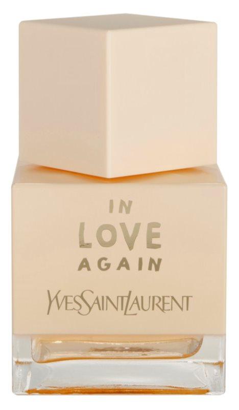 Yves Saint Laurent In Love Again Eau de Toilette for Women 80 ml
